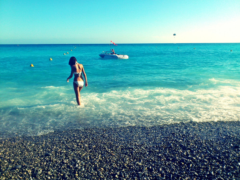 Sommer in Nizza