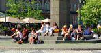 Sommer in Trondheim
