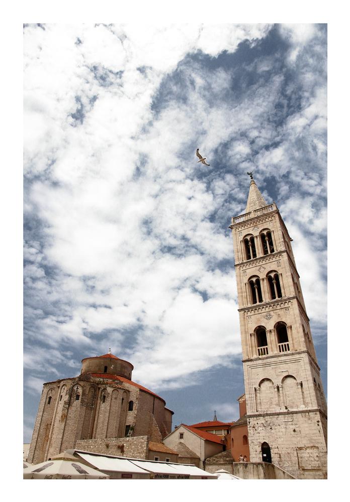 Sommer in Zadar