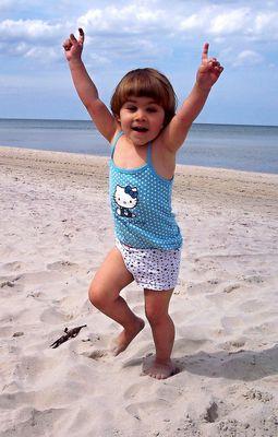 Sommer, Sand, Ostsee!