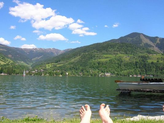 Sommer, Sonne, Füße