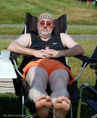 Sommer , Sonne , Musik ; St.Peter-Ortding ,allen ein schönes Wochenende