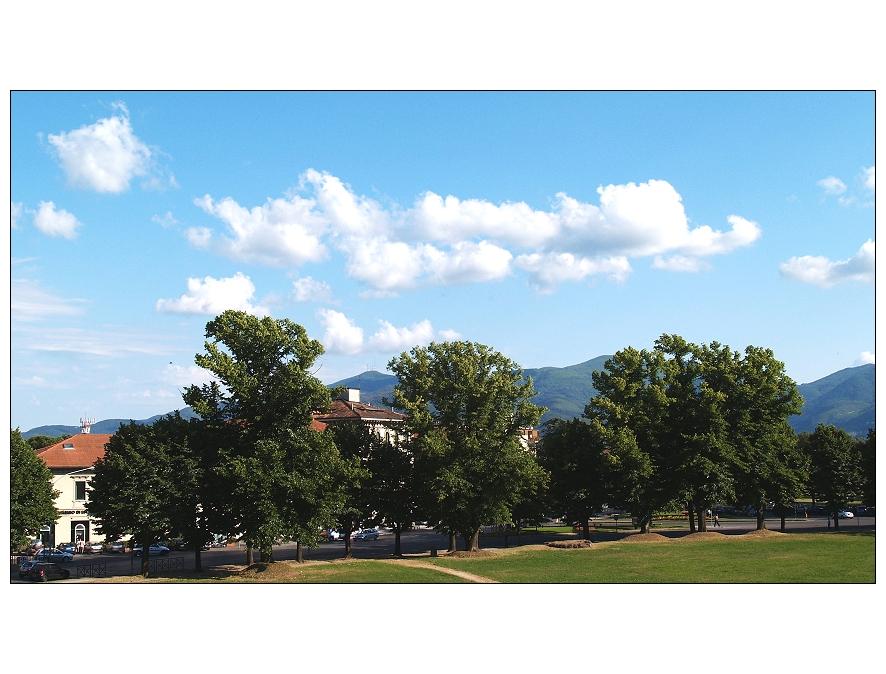 Sommer-Sonne-Toscana I