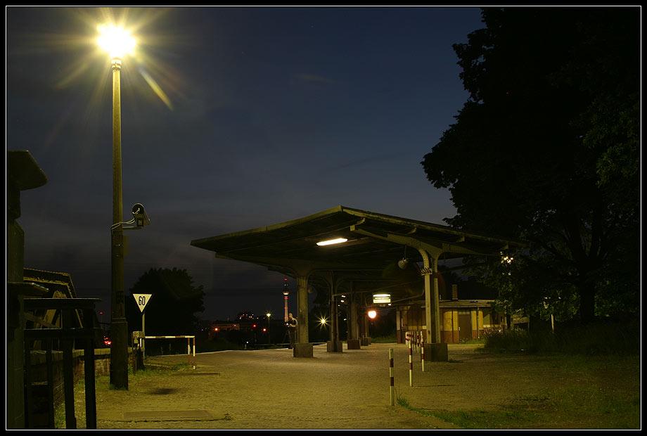 Sommerabend am Ostkreuz #2