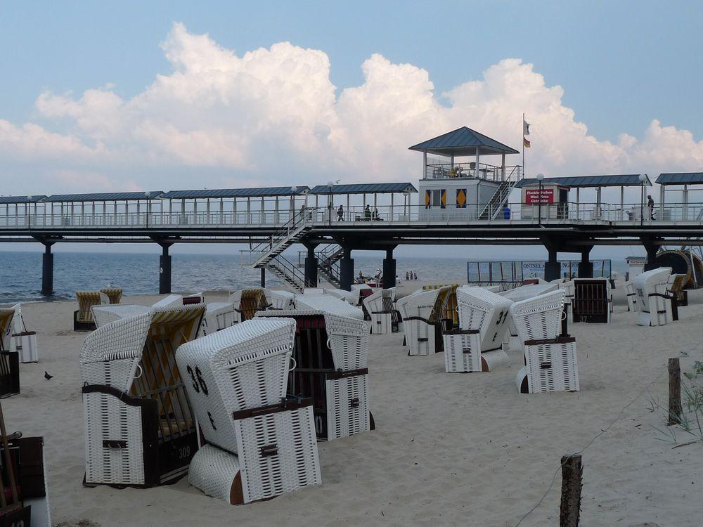 Sommerabend auf Usedom von bjoernh1711