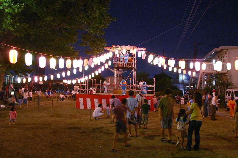 Sommerfest 2005. Genau wie vor zig Jahren..