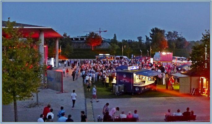Sommerfest im Volkspark