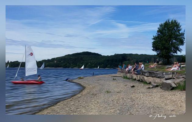 Sommerfreuden am Möhnesee