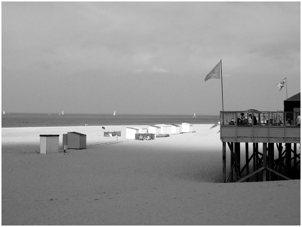 Sommerfrische am Strand
