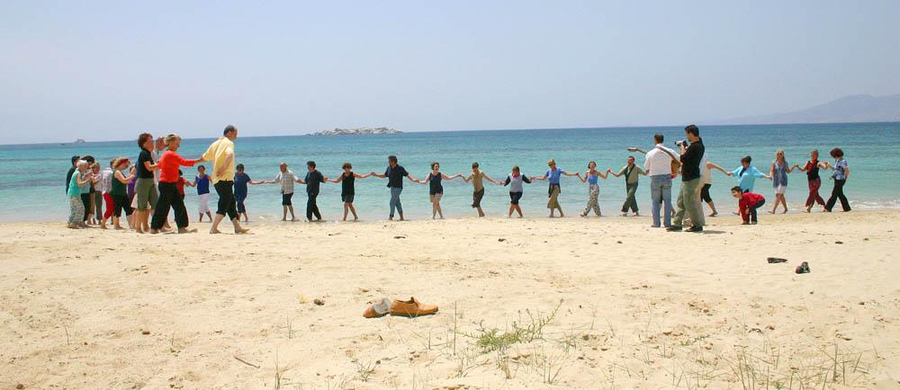 Sommerglück auf Naxos