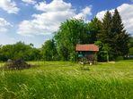 Sommerliche Temperaturen und Natur pur