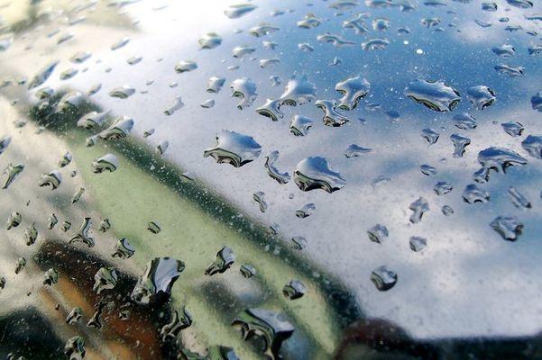 Sommerregen!