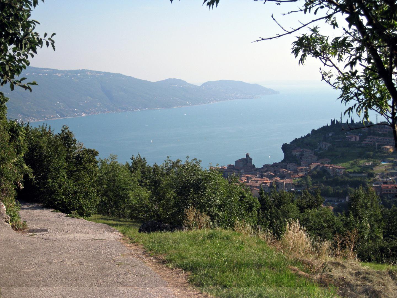 Sommerspaziergang am Gardasee
