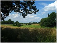 Sommertag in Oberfranken