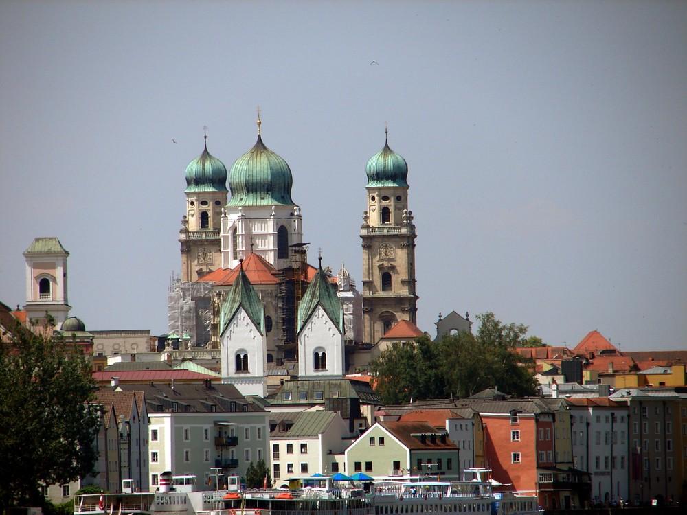 Sommertag in Passau