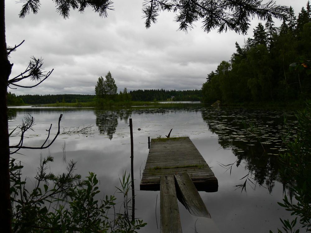Sommertag in Schweden