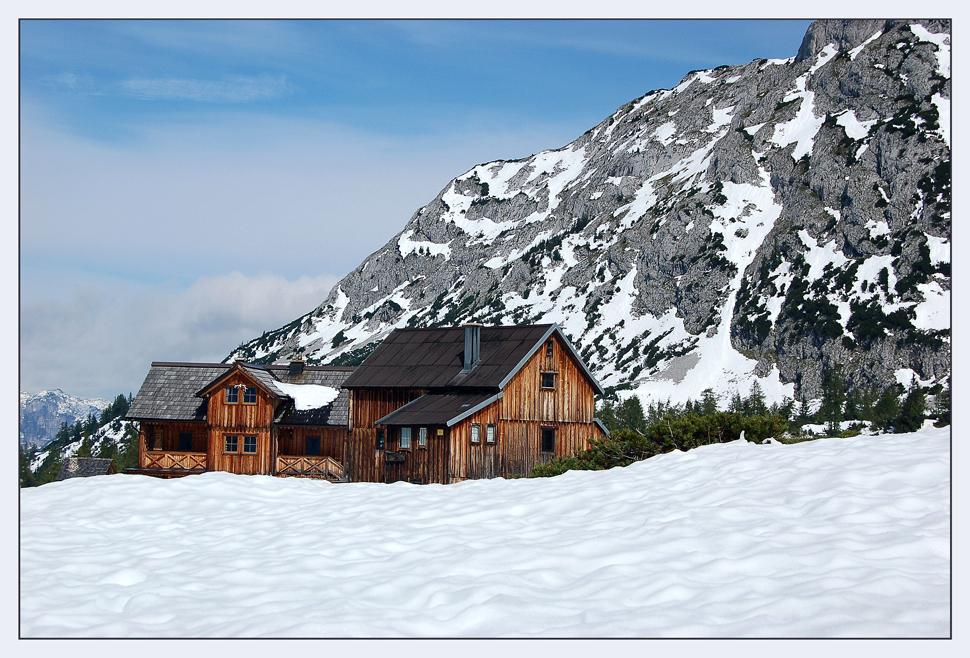 Sommerurlaub im Schnee  *4*