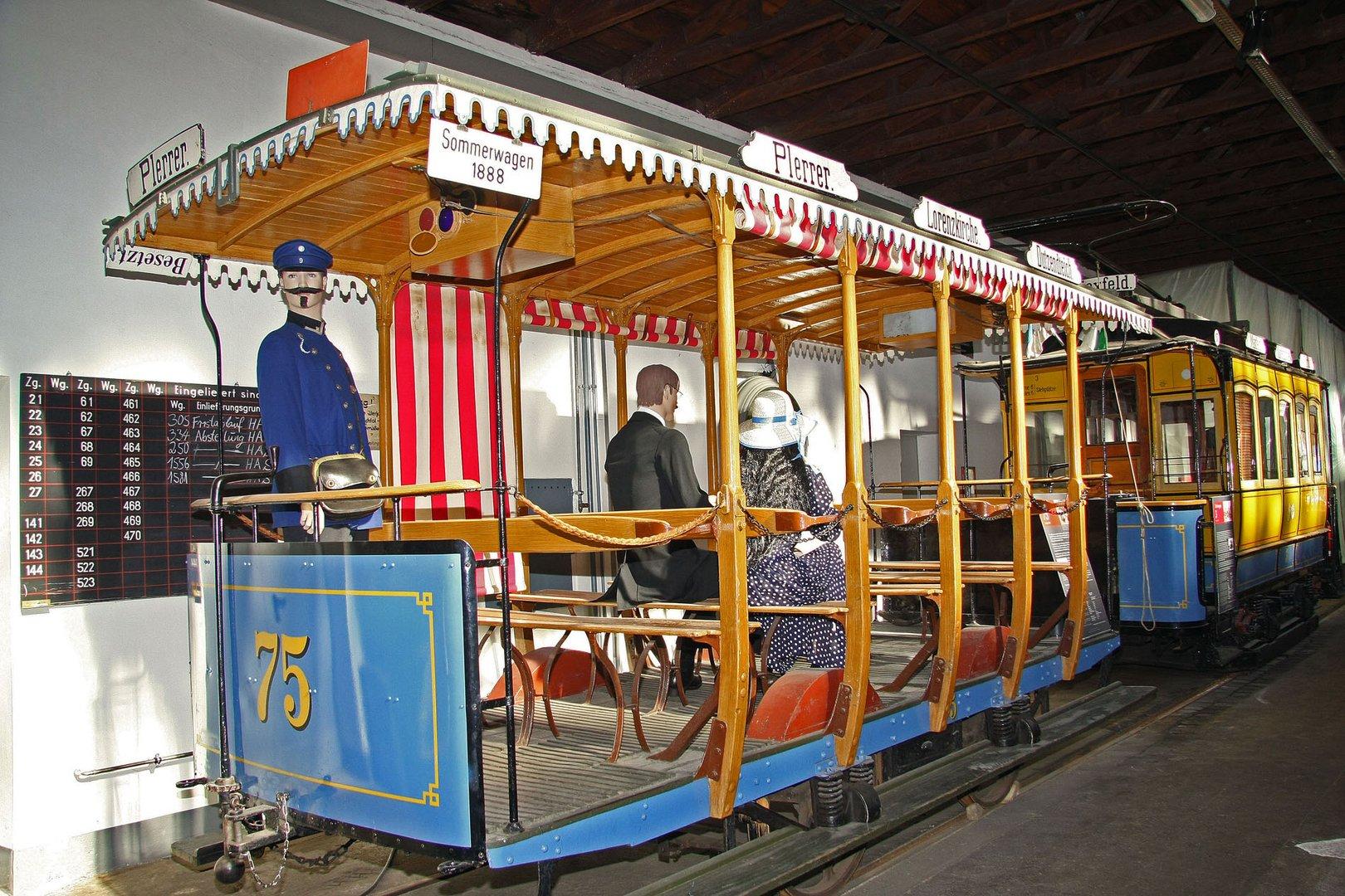 Sommerwagen 1888