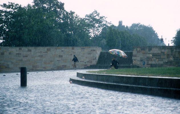 So'n Wetter...