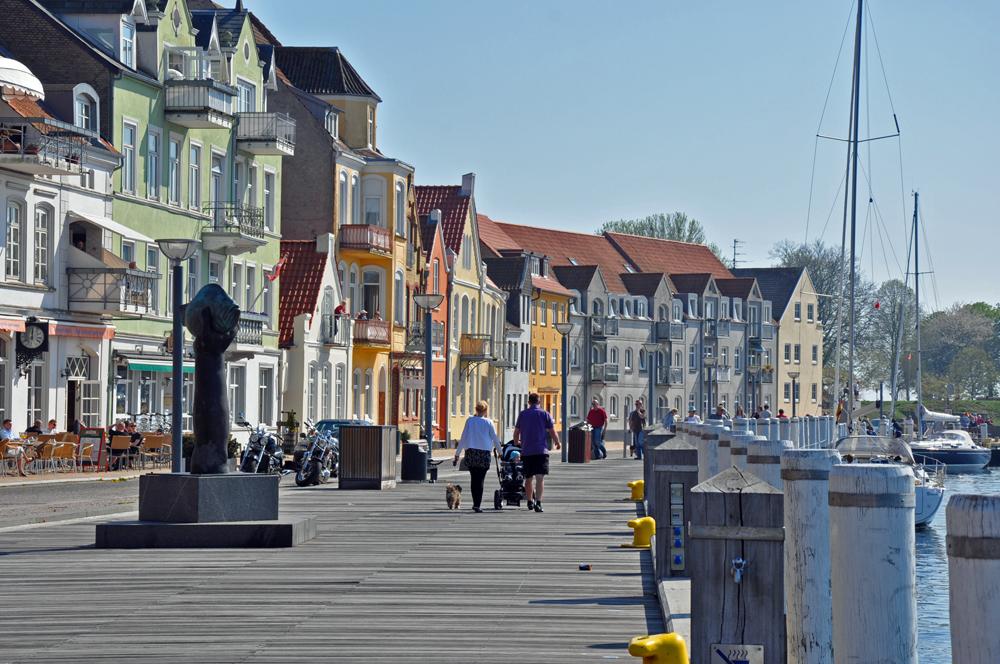 Sonderborg - Promenade