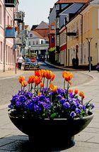 Sonderburg Dänische Hafenstadt am Alsensund