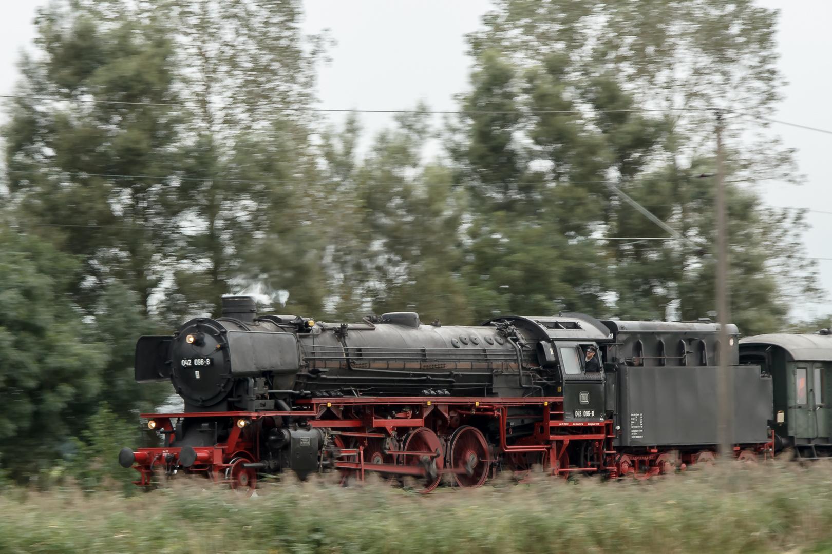Sonderfahrt Aurich - Emden Aurich