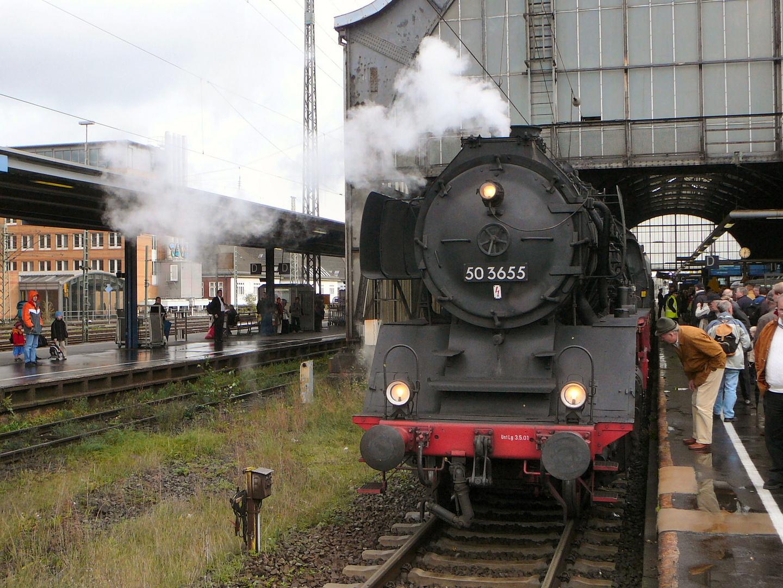 Sonderfahrt nach Bremen
