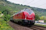 Sonderzug Rhein in Flammen Oberwesel