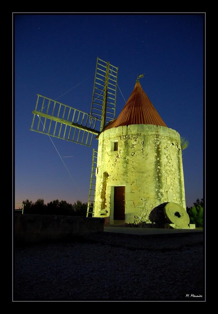 Songe d'une nuit d'été au moulin de DAUDET