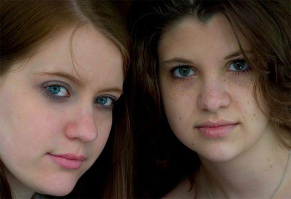 Sonja und Anika