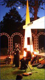 Sonja und die Maratongas Strassenmusik -festival bei Mondlicht 2012