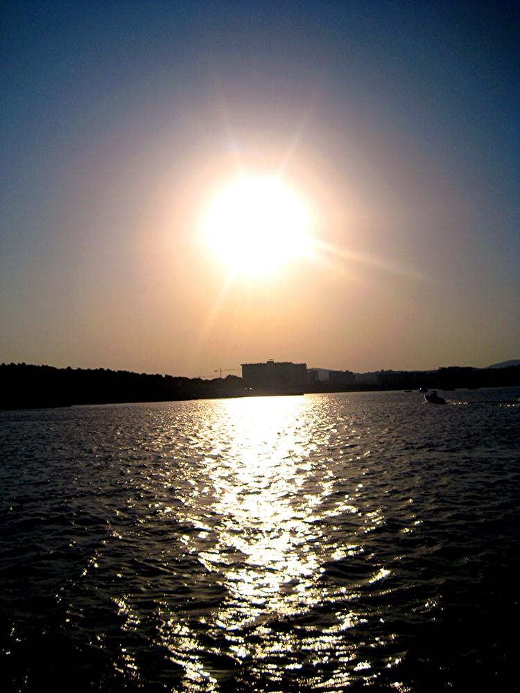 Sonne auf Mallorca
