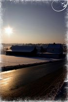 Sonne gegen Kälte