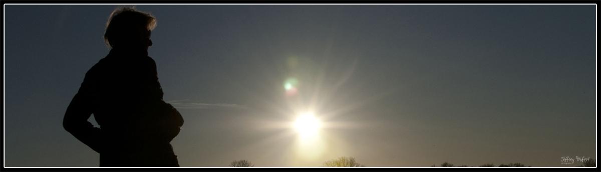 Sonne genießen