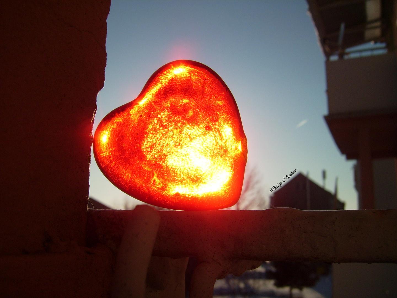 Sonne im Herz
