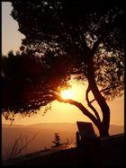 Sonne in Italien
