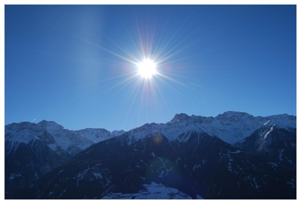Sonne ist Leben!