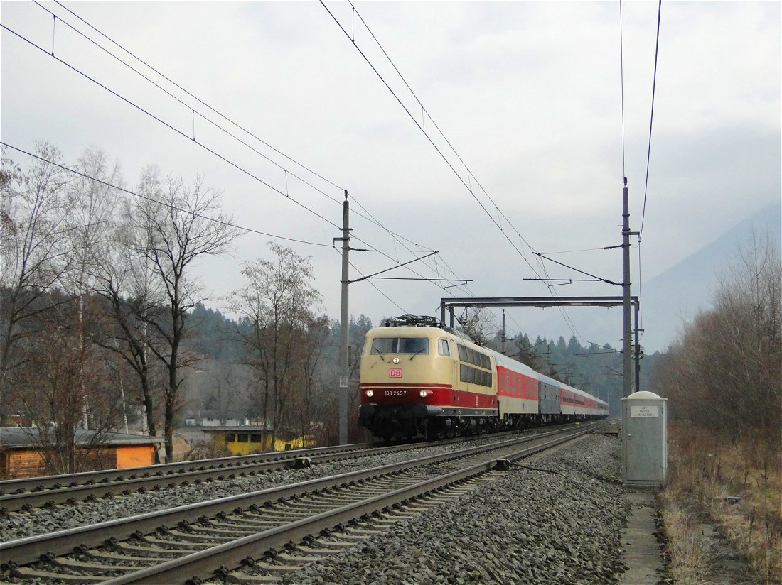 """Sonne kam später"", Terfens-Weißlahn, 20.02.2011"