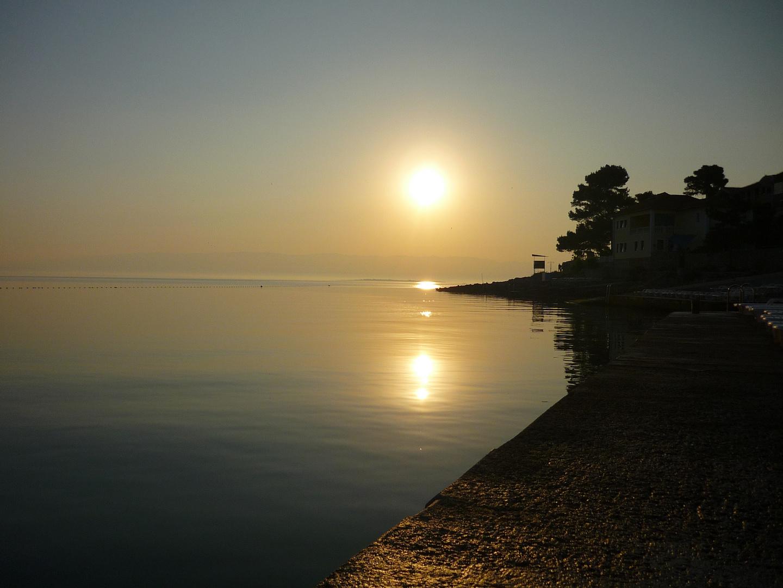 Sonne - Kroatien