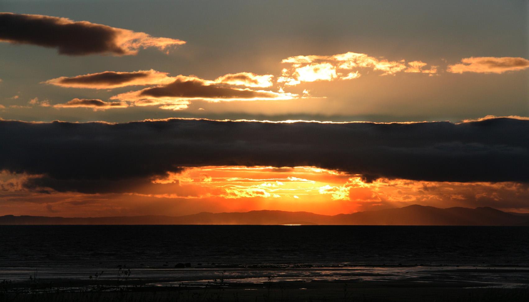 Sonne, Meer, Schottland