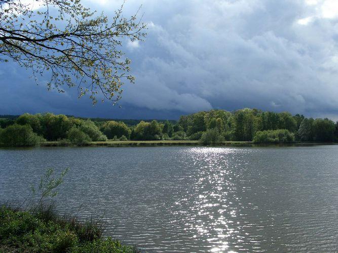 Sonne oder Regen.....wie im April