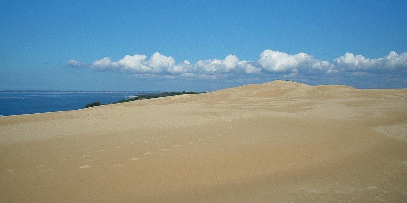 Sonne , Sand und Meer,Dune du Pilat