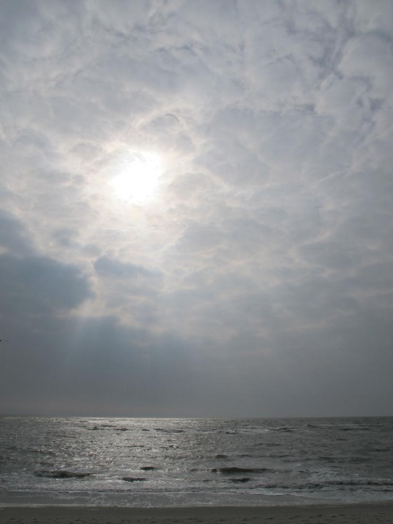 Sonne über Sylt