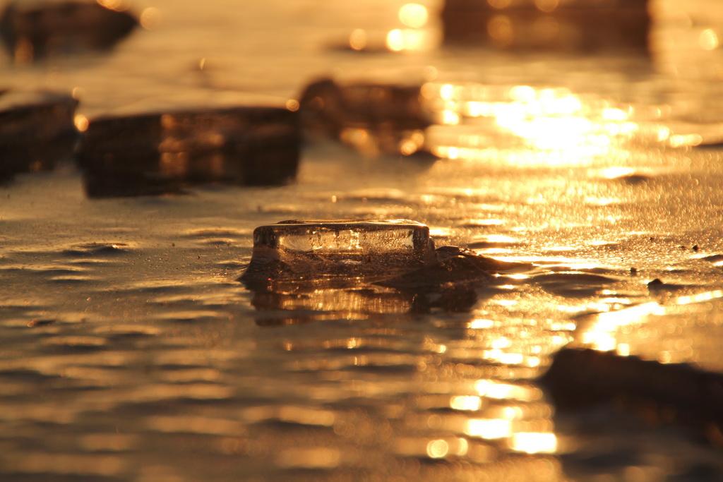 Sonne und Eis 1