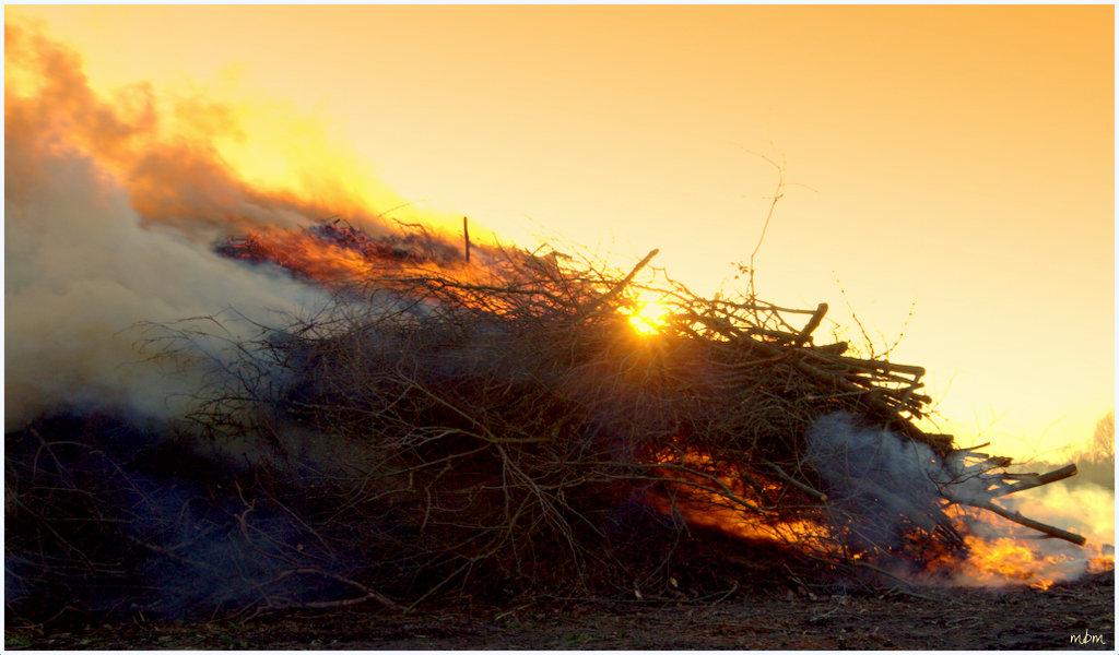 Sonne und Feuer