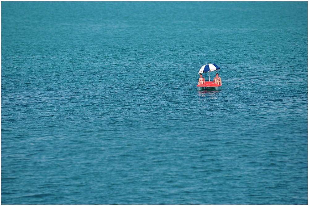 ~ Sonne und mehr Meer ~