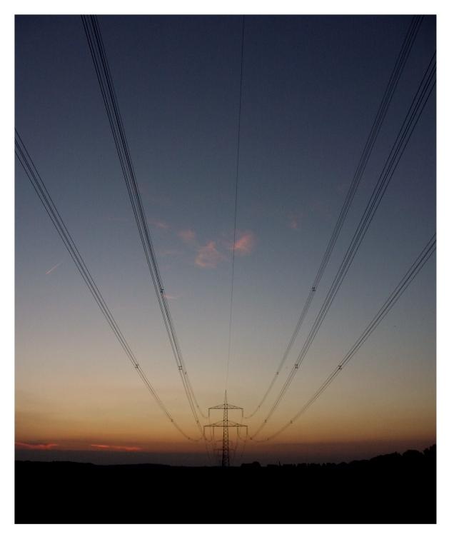 Sonne und Strom