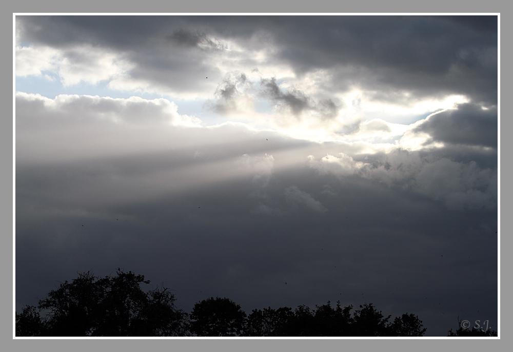 Sonne und Wolken 2