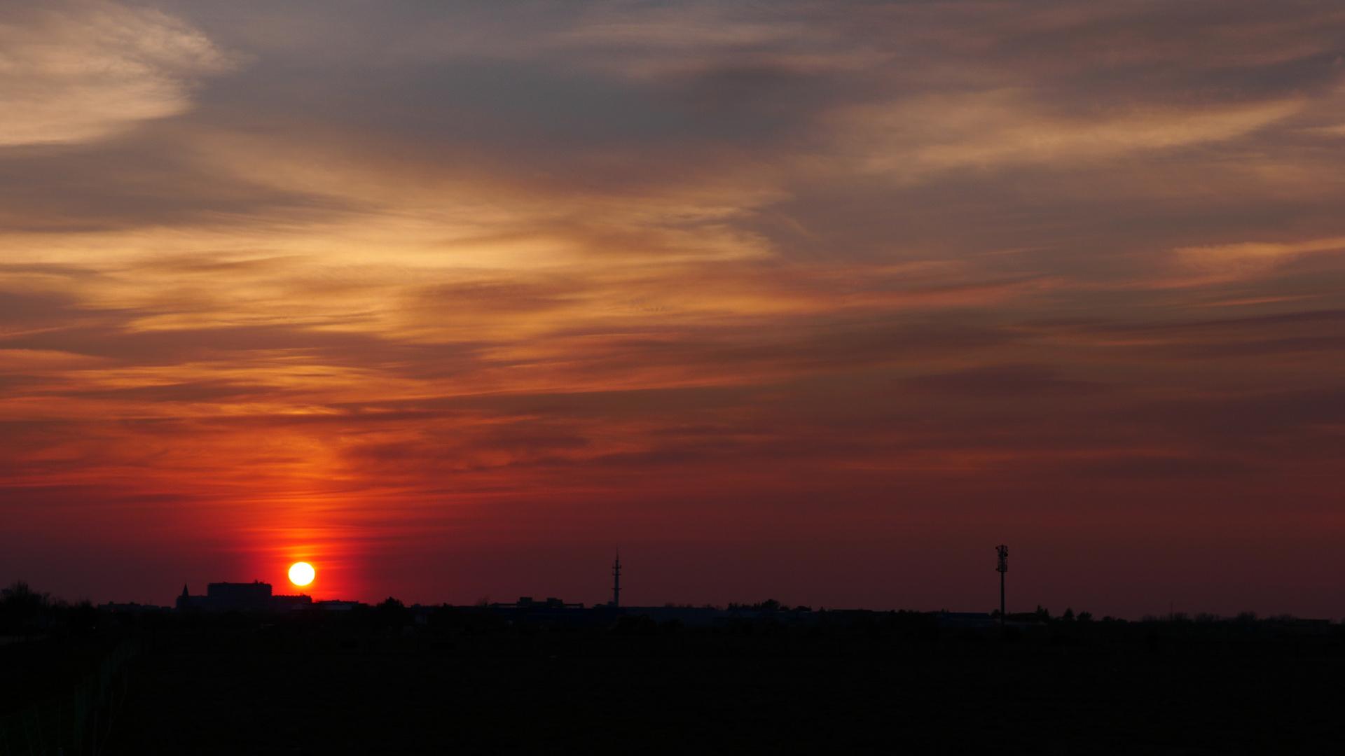 Sonne versinkt - 02