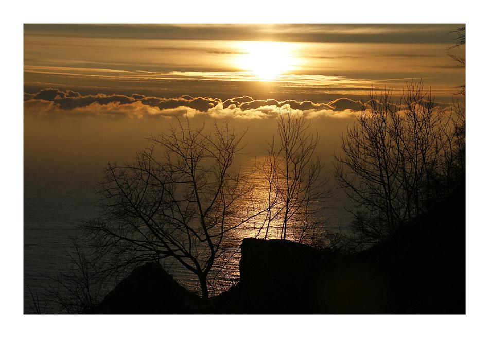 Sonne, Wasser und Kreideküste